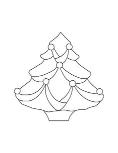 stained glass christmas patterns | Stained Glass Patterns for FREE ★ glass pattern 383 Christmas ...