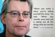 Tell yourself a story and then share it with others.
