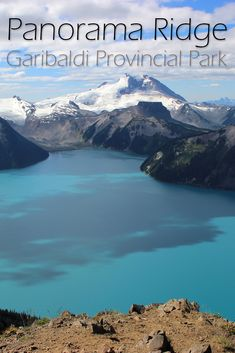 Panorama Ridge is one of several amazing hikes within Garibaldi Provincial Park, near Whistler, British Columbia, and has an unbelievable view Canada Travel, Canada Trip, Rv Travel, Family Travel, British Columbia, Columbia Travel, New Hike, Parks Canada, Western Canada