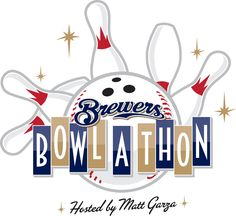 Join Matt Garza and the Crew for the #Brewers Bowl-A-Thon on July 19.