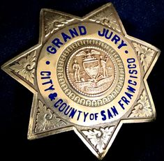 Law Enforcement Badges, Grand Jury, Class Ring, Police, Patches, City, Rings, Jewelry, Jewlery
