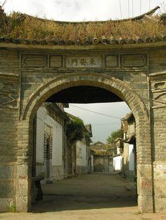 Erhai Lake area - Xizhou Village, China