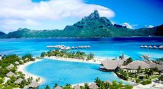 Bora Bora Le Meridien Bugalow