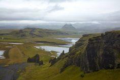 Dyrhólavegur, Iceland