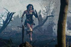 Wonder Woman heeft geen mannen nodig - De Standaard