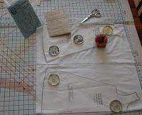 Sewing an infant slip