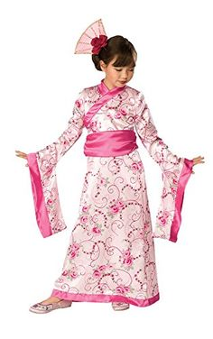 disfraz china niña