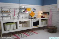 mommo design: IKEA HACKS: Lack play kitchen