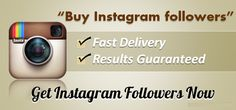 Buy Instagram followers through professional and trusted ways. Buy Twitter followers & all social media services at followersgain a well trusted site.