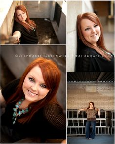 julia khourie hayti high senior urban posing stephanie greenwell SEMO