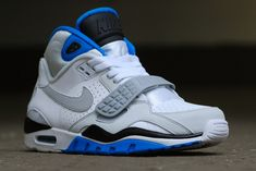 Nike Air Trainer SC II - Light Photo Blue | Sole Collector