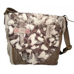 Italian leather handbag for ladies
