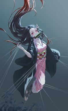Kamado Nezuko - Kimetsu no Yaiba - Image - Zerochan Anime Image Board Anime Demon, Character Art, Slayer Anime, I Love Anime, Animation, Demon, Anime, Fan Art, Aesthetic Anime