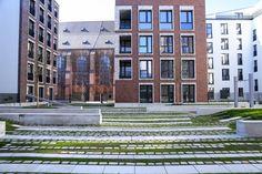Katharinenquartier designed by Breimann & Bruun in Hamburg, Germany © SB/Shapedscape