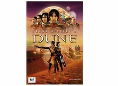 Frank Herbert's Dune - Vintage PC Game Based on the Frank Herbert novel, Dune conforms closely to the original universe of the book and offers an authentic Arrakis experience. David Lynch Movies, Frank Herbert, Game Prices, Vintage Video Games, Amazon Image, Old Games, Pc Game, The Dunes, Starcraft