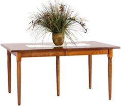 Vintage Shaker style table.Crafted for you by the Amish in Ohio's Amish Country.