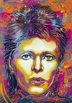 C215, David Bowie