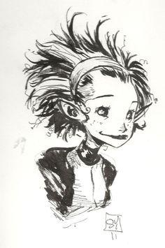 skottie young inks | Skottie Young Art