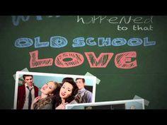 """Old School Love"" Official Lyric Video Megan and Liz"