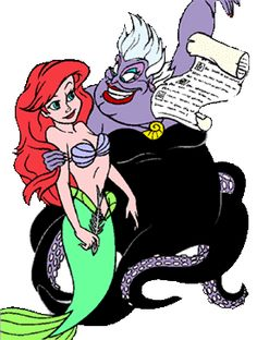 Ursula, Fun Activities, Joker, Fictional Characters, Art, Witches, Short I Activities, Jokers, Fantasy Characters