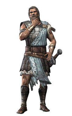 Ο Πολυμήχανος Οδυσσεύς   Ingenious and witty Odysseus, king of Ithaca   Legends of Troy Videogame http://screenshots.teamxbox.com/screen/87539/Warriors-Legends-of-Troy/