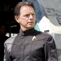 Picture: Bruce Greenwood in 'Star Trek.' Pic is in a photo gallery for 'Star Trek' featuring 47 pictures. Star Trek 2009, Star Trek Characters, Star Trek Movies, Spock, Great Movies, New Movies, Imdb Movies, Akira, Science Fiction
