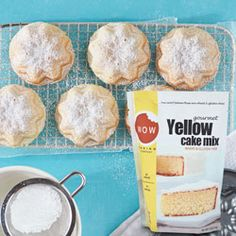 Food | Mixed Bag Designs Gluten Free Yellow Cake Mix.  One of the Gluten Free Options I am going to order from Bryant PTA fundraiser from my sweet son, Matthew Bales.  Bryant PTA ID 403107.