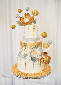 Esta tarta sorprendente e impactante, me encanta! / A surprising cake, I love it!