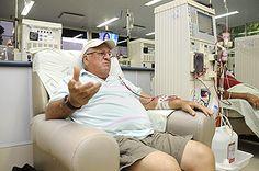 Um a cada dez adultos tem doença renal
