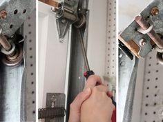 Fix The Shaky And Noisy Garage Door. To fix the garage door efficiently, a regular maintenance is required.