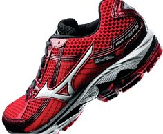 Mizuno Wave Rider 15 Limited Edition. Yes. These are one of my favorite running shoes!!  Mine are fuscia though :)