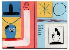 Collage - Edward Cheverton | Illustration