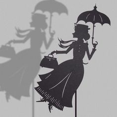 Shadow Puppet Etsy: