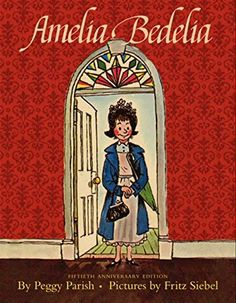Amelia Bedelia by Peggy Parish http://www.amazon.com/dp/0062209698/ref=cm_sw_r_pi_dp_s9z-vb00VVKDX