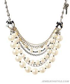 Betsey-Johnson-Necklaces i need this !!! soooooooooooooo bad!