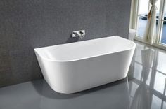 Vasca da bagno freestanding acrilico sanitario  NOVA - 170x80cm - acquista online