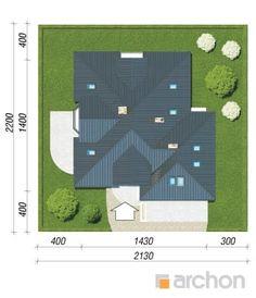 gotowy projekt Dom w dąbrówkach sytuacja Picnic Blanket, Outdoor Blanket, Home Design Floor Plans, Dream House Plans, Building Design, House Design, Flooring, How To Plan, Architecture
