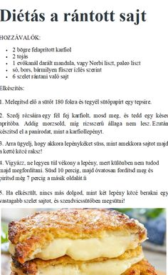 Skinny Recipes, Diabetic Recipes, Diet Recipes, Healthy Recipes, Fitt, Clean Eating, Healthy Eating, Always Hungry, Recipes From Heaven