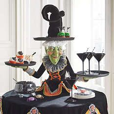 Katherine's Collection Witch Tabletop Server for the bargain price of $1,199.00