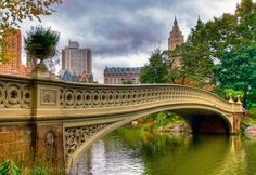 Bow Bridge Central Park | Bow Bridge Central Park NYC by benfica - DPChallenge