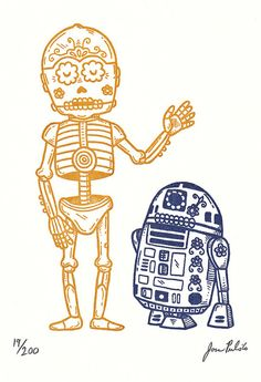 Star Wars de los Muertos