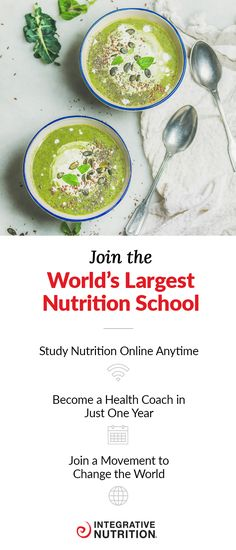 The Institute for Integrative Nutrition will fuel your passion for wellness and empower you to launch an exciting new career as a holistic Health Coach. Study anywhere, anytime with our online course, which can be completed in either 6 months or one y Nutrition Jobs, Nutrition Classes, Health And Nutrition, Nutrition Guide, Nutrition Tracker, Nutrition Shakes, Nutrition Education, Holistic Health Coach, Health And Wellness