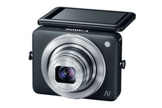 Canon Announces the Super Small PowerShot N Camera