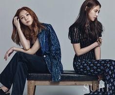 Lee Yeon Hee BoA Sure Magazine February 2016 Photos