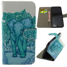 Card Holder Leather Case for iPhone 6 - CELLRIZON - 1