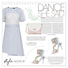 """""""Lattori"""" by aurora-australis ❤ liked on Polyvore featuring Sophia Webster, Lattori and Candie's"""
