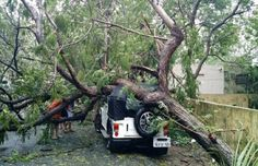 चेन्नई में वारदा की तबाही, अब तक 10 लोगों की हुई मोत, सरकार देगी मुआवजा