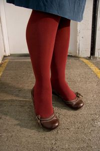 Color Tights - Not only are these tights nicely opaque at 80 denier, they come…