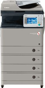 Canon - imageRUNNER ADVANCE 400iF-Superior Business Equipment Your Total Digital Office Solution