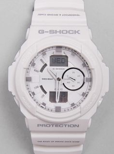 Garbstore x Casio G Shock GA 150 Watch